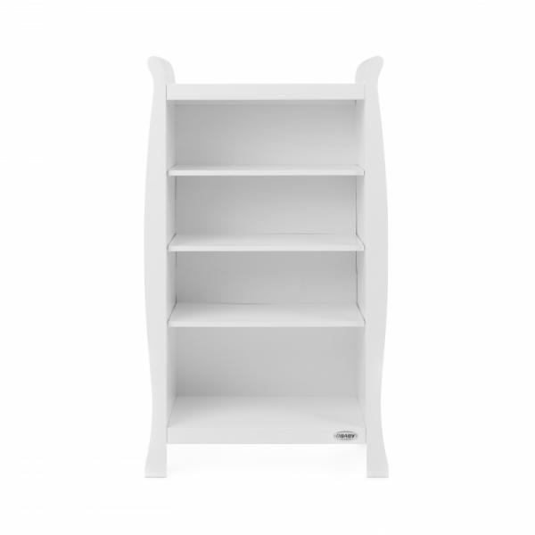 Obaby Stamford Bookcase - White
